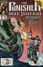 The Punisher: War Journal #12 (Dec 89) - with Bushwacker!