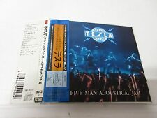 Tesla - Five man acoustical jam Japan-CD