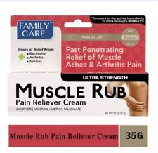 DUNSPEN Family Care Muscle Rub Pain Reliever Cream