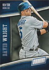DAVID WRIGHT 2014 Panini NSCC National Wrapper Redemption Card #7 Mets N14