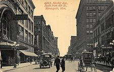MN - 1911 Nicollet Avenue from 4th Street in Minneapolis, Minnesota - EARLY VIEW
