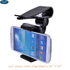 Car Sun Visor Clip Holder for Cellphone iPhone 5 / 5S / SE / 6 /6S Plus / 7 Plus