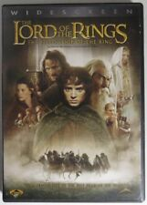 LORD OF THE RINGS FELLOWSHIP OF THE RING DVD -   PREVIOUSLY VIEWED    (INV18229)