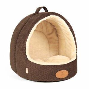 New Pet Dog Cat Sofa Bed House Mat Coushion Indoor Tent Size S,M,L