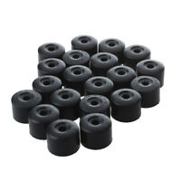 20 Wheel Nut Bolt Cover Cap 17mm For Volkswagen Golf MK4 Passat Audi Beetle I6A3