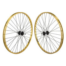 "Pair Bike Wheel 26/""x55 Chrome Coaster Bicycle Wheel Fat Cruiser Custom"