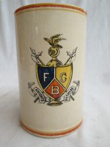 Krug 0,3 L. - Tasse - Knights of Pythias - Geheimbund - Manufaktur - Germany