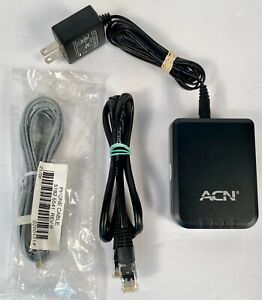 ACN Grandstream HT701 Analog Telephone Adapter ATA for VoIP w/Cables