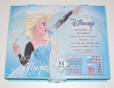 Malette Coloriage x51 Crayons & Accessoires Colouring Disney Fée Clochette