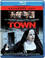 The Town (Extended Cut) [New Blu-ray]