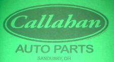 Callahan Auto Parts Sandusky, OH Tommy Boy Chris Farley T Shirt Size X Large
