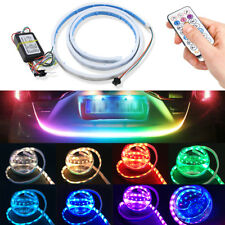 "59"" LED Car/Van/Trunk Tailgate Turn Signal Brake Flow Strip Light Remote Control"