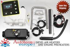 Autoterm PLANAR 44D 4KW (12V) Diesel Air Heater with 7-Day Timer PU-27