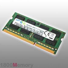 Apple Mac 4GB Memory 1600MHz DDR3 PC3-12800 RAM for MacBook Pro iMac Mini i5 i7