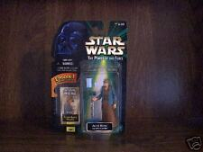 Aunt Beru Star Wars Power of the Force figure w/ droid 1998