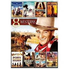 8 Movie Western Pack, Vol. 6 SEALED  BRAND NEW SHIPS FAST/FREE #B1