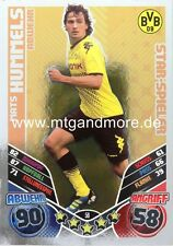 Match Attax 2011/2012 Mats Hummels #058 Star-Spieler