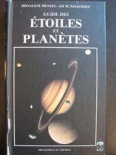 Guide des étoiles et planètes, Delachaux et Niestlé, 1989