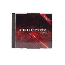 NI Traktor Scratch Control Disc MK2 COPPIA CD di Controllo Timecode per DJ Nuovi