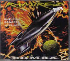 Ramirez-Bomba cd maxi single Red bullet