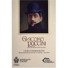 SAN MARIN 2 Giacomo Puccini (S//C)
