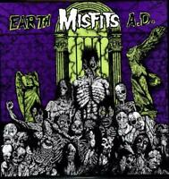 Misfits - Earth A.D. / Wolfs Blood NEW Sealed Vinyl LP Album