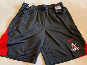 Arizona Wildcats U of A Men's Nike Shorts S M L XL New W/Pockets NWT NCAA $40