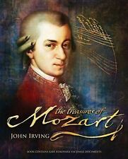 The Treasures of Mozart by John Irving (2012, Hardcover) / slipcase