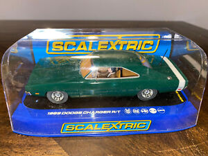 SCALEXTRIC 1/32 1969 DODGE CHARGER R/T NIB M13