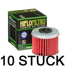Hiflo Oil Filtre Filtre à huile huile filtre HF 116 Husqvarna tc 250 09-13 10 st