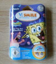 vtech v.Smile - Das Lernspiel-System - SpongeBob Schwammkopf