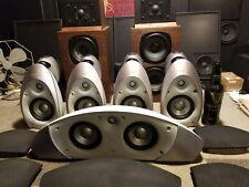 Infinity Modulus 1 Satellite Speakers