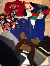 Lot of Baby Boy Clothing - 12 Months