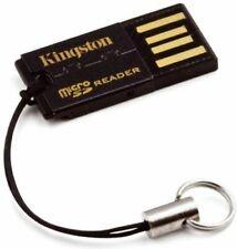 Kingston Kartenleser microSDHC microSDXC USB Reader FCR-MRG2 schwarz DE/OVP