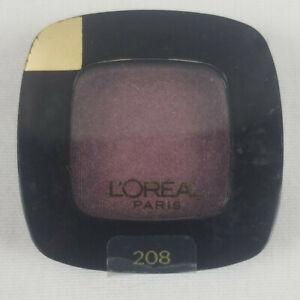 L'Oreal Paris Colour Riche Eye Shadow 0.12 oz Pick Your Color 208 212 213 214
