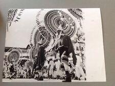 PHOTO MEXIQUE : FÊTE MEXICAINE - Vers 1960 - Format 24x18cm