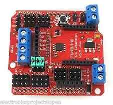 Arduino Xbee Bluetooth SRS485 RS485 APC220 I/O Sensor Expansion Shield V5.0