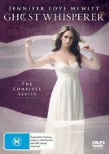 Ghost Whisperer The Complete Series DVD PAL Region 4 Aust Post
