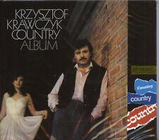= Krzysztof KRAWCZYK -Country Album / CD digipack /Dziewczyny ktore mam na mysli