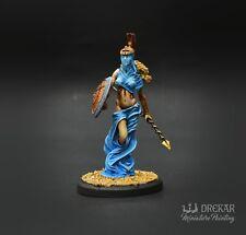 ARENA REX: MEDUSA  ** COMMISSION ** pro painting