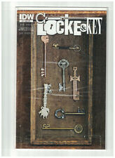 Locke & Key Omega #1 2012 Joe Hill IDW Near Mint NM