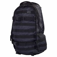 Nike Men's Skateboarding RPM Backpack Bag Gym Bag Black Grey/Charcoal