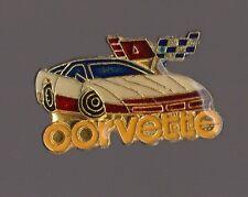 pin's Voiture / corvette