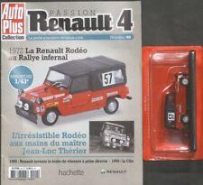RENAULT 4 LN°40  LA RENAULT 4 RODEO AU RALLYE INFERNAL
