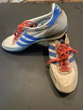Vtg ADIDAS TRX COMPETITION 1978 racing flats Made in West Germany