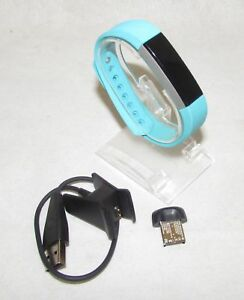 FITBIT ALTA FITNESS WRISTBAND WATCH (LARGE) TEAL RF2894