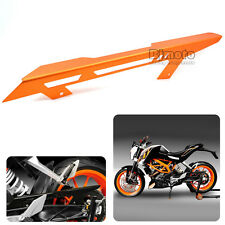 Motorcycle CNC Aluminum Chain Guard Covers For KTM DUKE 390 13-2017 DUKE 125/200