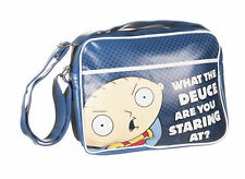 "FAMILY Guy SPORT Messenger Shoulder Bag-STEWIE ""che cosa il Deuce"" DESIGN-NUOVO"