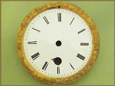 cadran avec suspension et entourage / 92,5 mm / pour horloge / pendule de Paris
