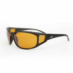 Fortis Wraps Polarised Sunglasses amber lense  wr002
